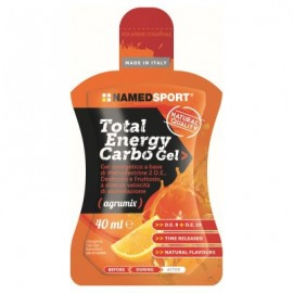 Total Energy NamedSport Carbo Gel Agrumix 40ml
