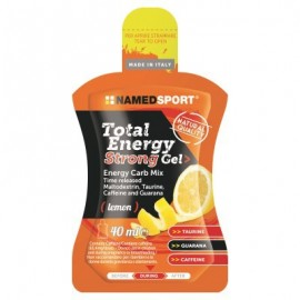 Total Energy NamedSport Strong Gel Limon 40ml