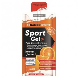 Sport Gel NamedSport Pure Energy Formula 25ml