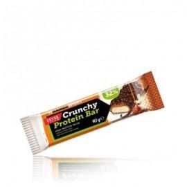 Barrita Crunchy NamedSport ProteinBar Vainilla Caramelo 40g