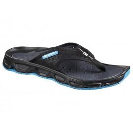 Sandalias descanso Salomon Rx Break negra hombre