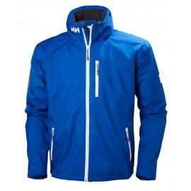 Chaqueta Helly Hansen Crew Hooded azul olímpico hombre