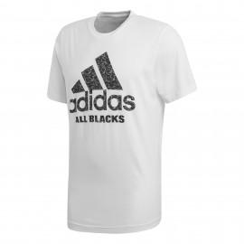 Camiseta Adidas Ab Graphic blanco hombre