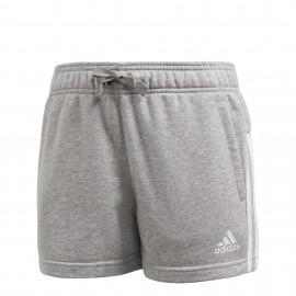 Pantalón Adidas Essentials gris niña