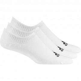 Calcetines adidas 3P blanco