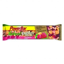 Powerbar Barra Natural Fruit Rasberry