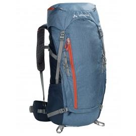 Mochila trekking Vaude Asymmetric 42+8L azul