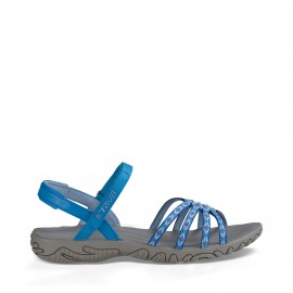 Sandalias trekking Teva W Kayenta azul mujer
