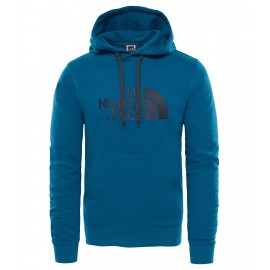 Sudadera con capucha The North Face Drew Peak azul coral