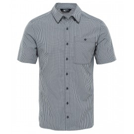 Camisa M/C The North Face Hypress gris hombre