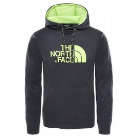 Sudadera con capucha The North Face Sur gris/amarillo hombre