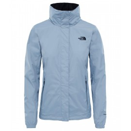 Membrana The North Face Resolve 2 gris/negro mujer