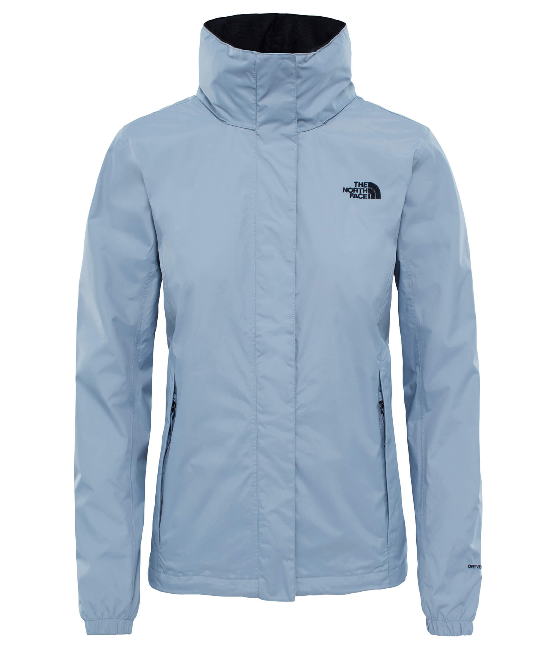 north face resolve mujer