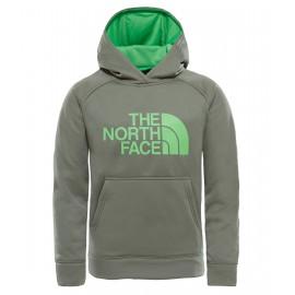 Sudadera The North Face Surgent verde oliva niñ@