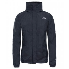 Membrana The North Face Resolve negro mujer
