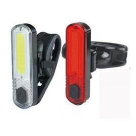 Juego Faro Recargable USB Jy-6056