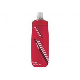 Bidon Camelbak Podium rojo 710 ml