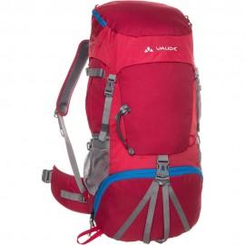 Mochila trekking Vaude Hidalgo 42+8L roja