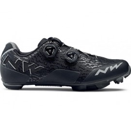 Zapatillas Northwave Mtb Rebel negro-antracita