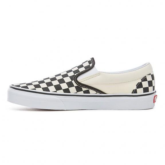 zapatillas casual de mujer slip on checker vans