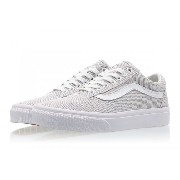 zapatillas vans old skool gris