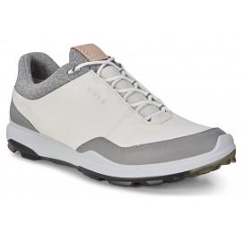 Zapatilla golf Ecco Biom Hybrid 3 blanca hombre