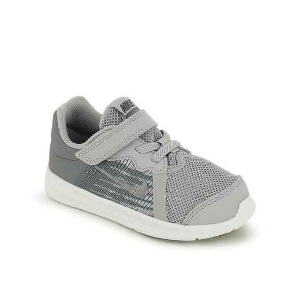 fb84749e8c4 Comprar Zapatillas Nike Downshifter 8 Gris Bebé - Deportes Moya