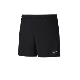 Pantalón corto running Mizuno Impulse Core 5.5 negro hombre
