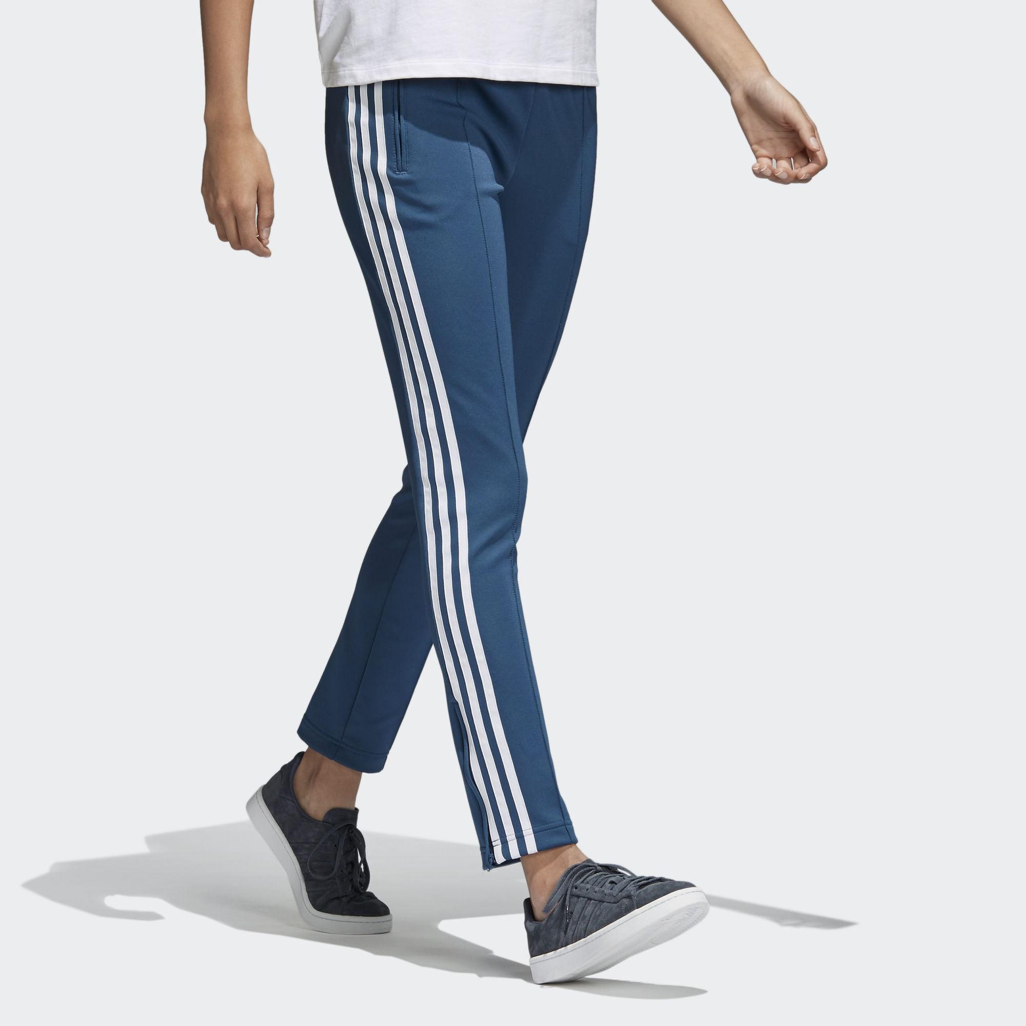 665138d96d1bd Venta de Pantalón Adidas Sst Tp Azul Mujer - Deportes Moya