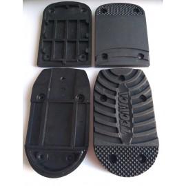 Suelas botas Tecnica Rival negro