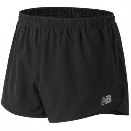 Pantalón corto running New Balance Accelerate 3 negro hombre
