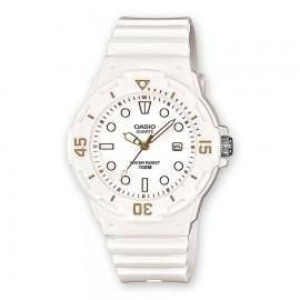 Reloj analógico Casio LRW-200H-7E2VEF blanco