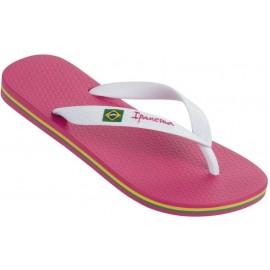 Chanclas de piscina Ipanema Clas Brasil II Fem rosa/blco