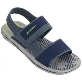 Sandalias Rider Sandal Kids gris/azul niño