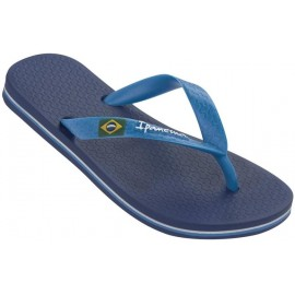 Chanclas Ipanema Clas Brasil II Kids azul junior