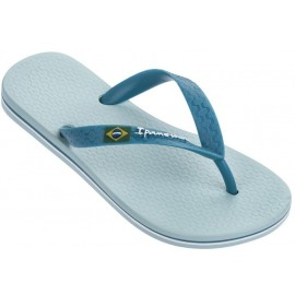 Chanclas Ipanema Clas Brasil II Kids verde junior