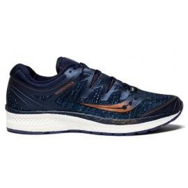 Zapatillas de running Saucony Triumph Iso 4 azul hombre