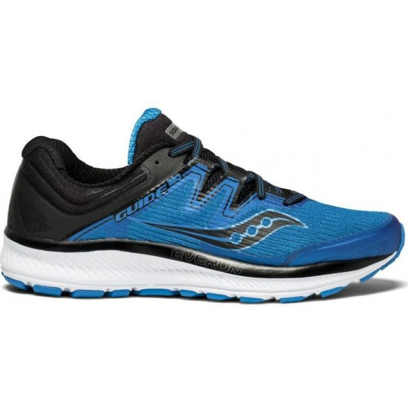 Zapatillas de running Saucony Guide Iso azul hombre
