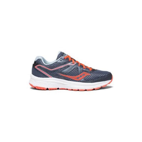Zapatillas de running Saucony Cohesion 11 gris mujer