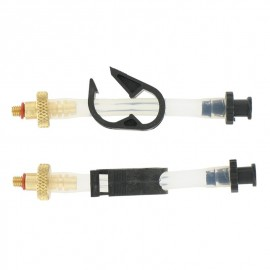 Kit Latiguillos Sangrado Hidraulico Negro VR-30014-2