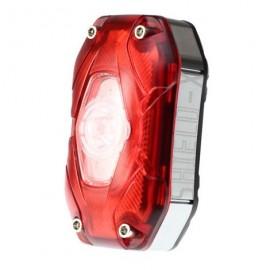 Luz trasera Moon Usb Shield-X Auto 80/150 lumens