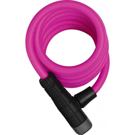 Antirrobo de bici 5510K/180/10 PK Scmu Primo rosa