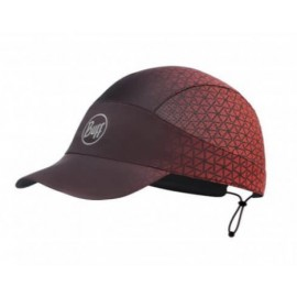 Gorra Buff R-equilateral rojo hombre