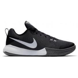 Zapatillas de baloncesto Nike Zoom Live II negro hombre