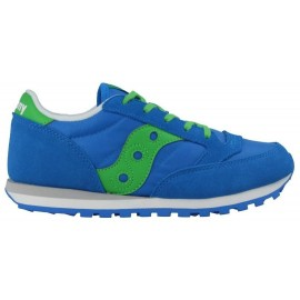Zapatillas Saucony Jazz Original azul/verde junior