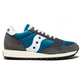 Zapatillas Saucony Jazz O Vintage gris/azul hombre