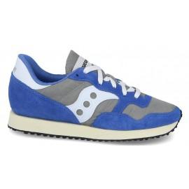 Zapatillas Saucony DXN Trainer Vintage gris/azul hombre