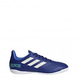 Zapatillas Fútbol adidas Predator Tango 18.4 Indoor azul