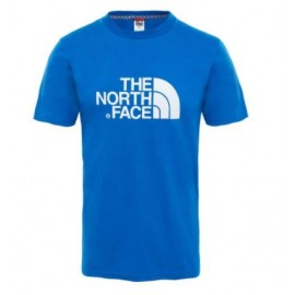 Camiseta M/C The North Face Easy azul hombre