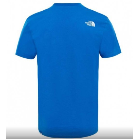 the north face hombres camisetas
